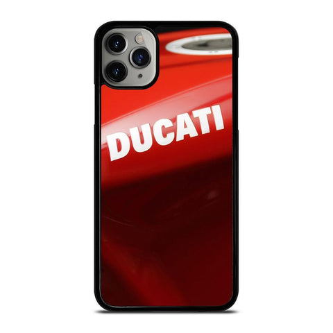 DUCATI MOTOR EMBLEM-iphone-11-pro-max-case-cover