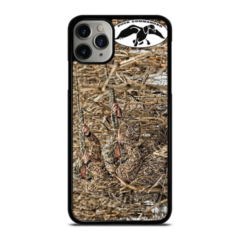 DUCK DYNASTY CAMO-iphone-11-pro-max-case-cover