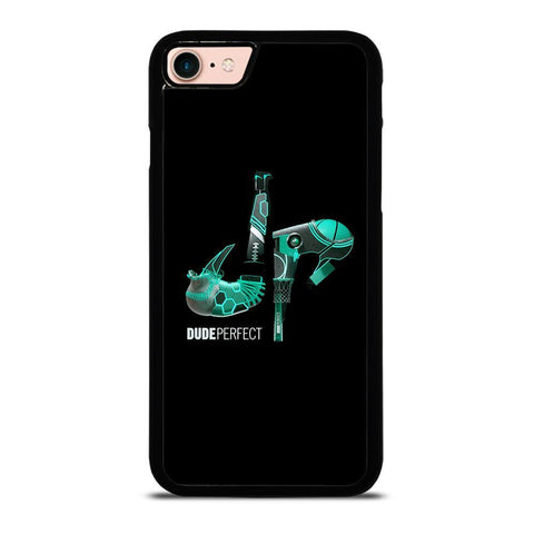 DUDE PERFECT LOGO iPhone 8 Case Cover