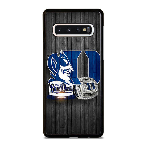 DUKE BLUE DEVILS SYMBOL Samsung Galaxy S10 Case Cover