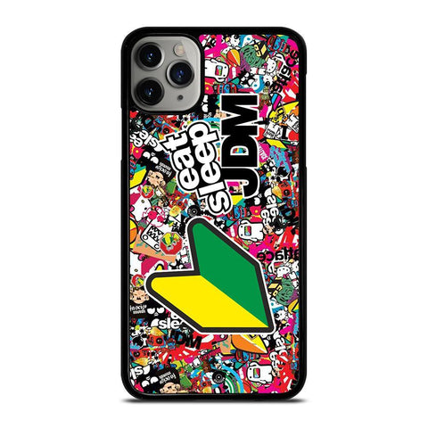 EAT SLEEP JDM-iphone-11-pro-max-case-cover