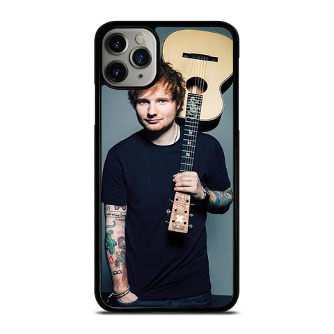 ED SHEERAN GUITAR-iphone-11-pro-max-case-cover