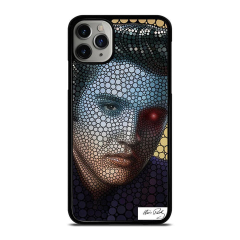 ELVIS PRESLEY ARTWORK-iphone-11-pro-max-case-cover
