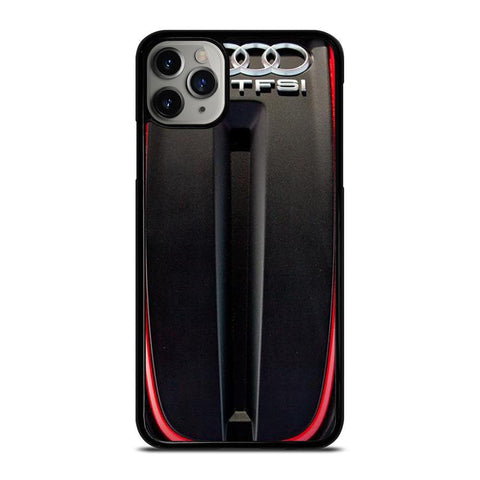 ENGINE AUDI S6 TWIN TURBOCHARGED -iphone-11-pro-max-case-cover