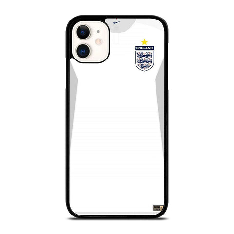 ENGLAND THREE LIONS FOOTBALL JERSEY KIT-iphone-11-case-cover
