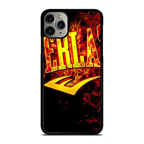 EVERLAST BOXING GEAR BURN LOGO iPhone 11 Pro Max Case Cover