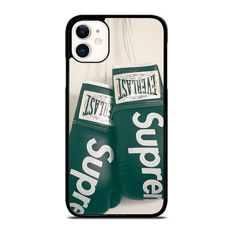 EVERLAST BOXING GLOVE SUPREME GREEN iPhone 11 Case Cover