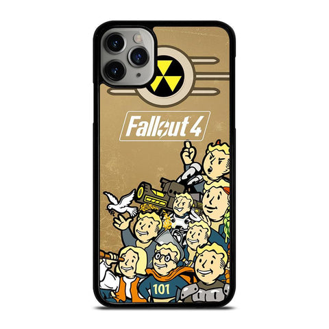 FALLOUT BOY CHARACTER-iphone-11-pro-max-case-cover