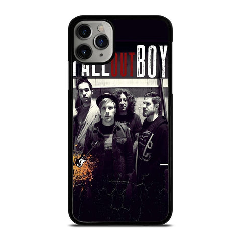 FALL OUT BOY PERSONIL-iphone-11-pro-max-case-cover