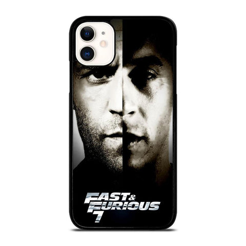 FAST AND FURIOUS 7-iphone-11-case-cover