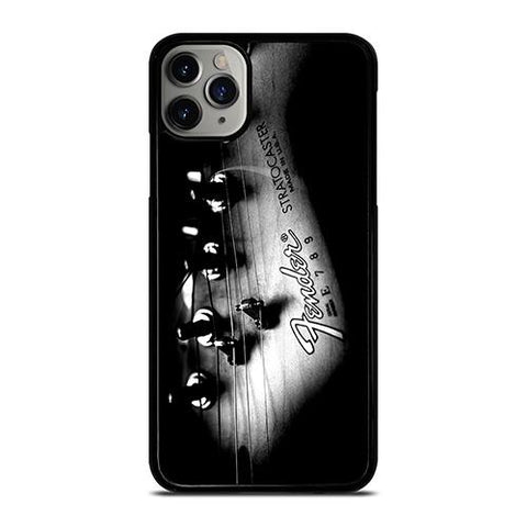 FENDER GUITAR HEADSTOCK iPhone 11 Pro Max Case Cover