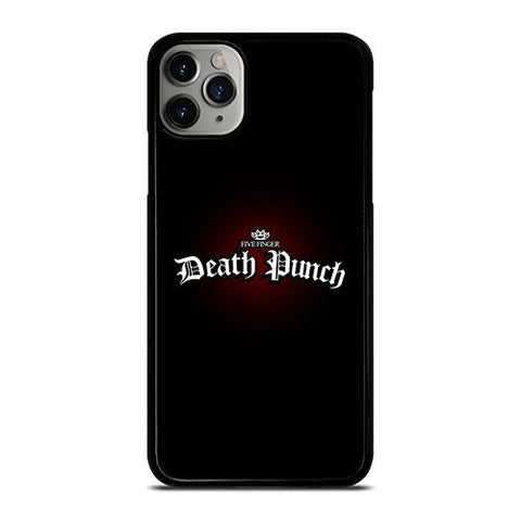 FIVE FINGER DEATH PUNCH LOGO iPhone 11 Pro Max Case Cover