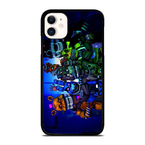 FIVE NIGHTS AT FREDDY'S Character-iphone-11-case-cover