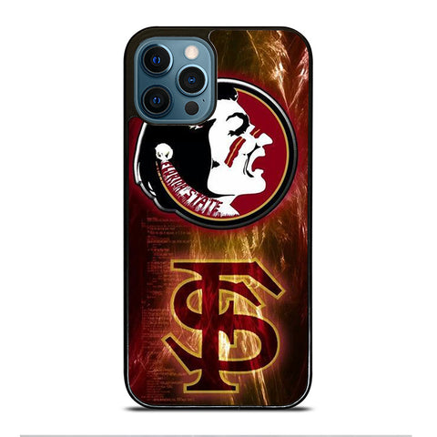 FLORIDA STATE LOGO iPhone 12 Pro Max Case Cover