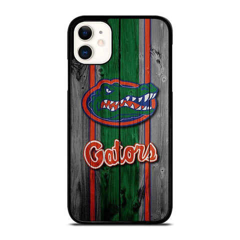 FLORIDA GATORS WOODEN ICON-iphone-11-case-cover