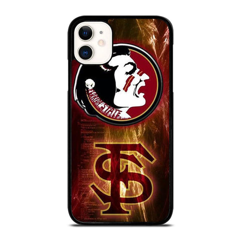 FLORIDA STATE LOGO-iphone-11-case-cover