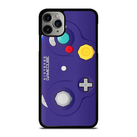 GAMECUBE NINTENDO CONTROLLER-iphone-11-pro-max-case-cover