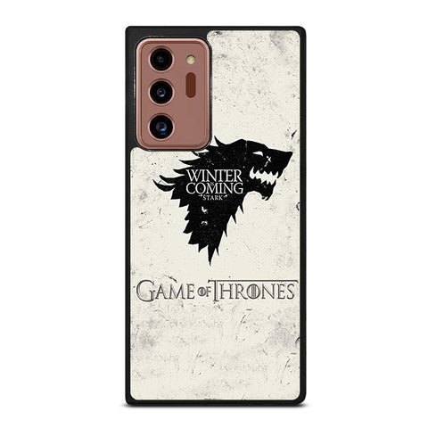 GAME OF THRONES WINTER COMING Samsung Galaxy Note 20 Ultra Case Cover