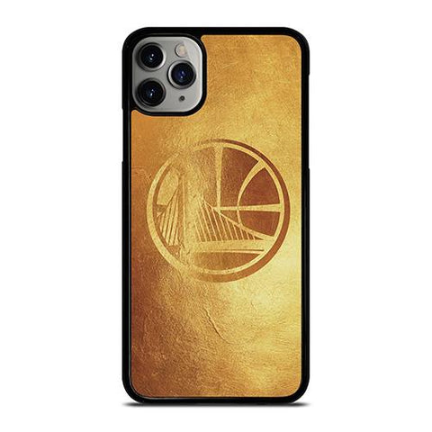 GOLDEN STATE WARRIORS GOLDEN LOGO iPhone 11 Pro Max Case Cover