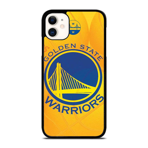 GOLDEN STATE WARRIORS LOGO-iphone-11-case-cover