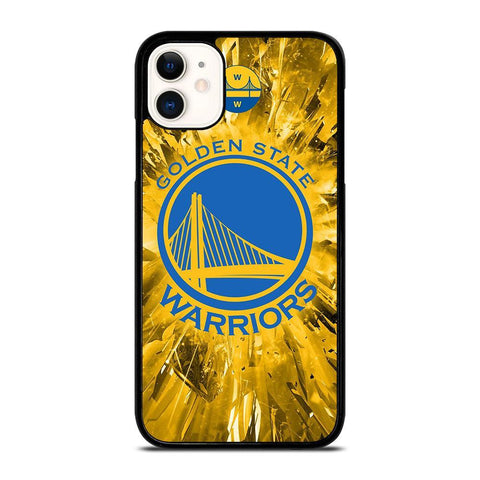 GOLDEN STATE WARRIORS NBA-iphone-11-case-cover