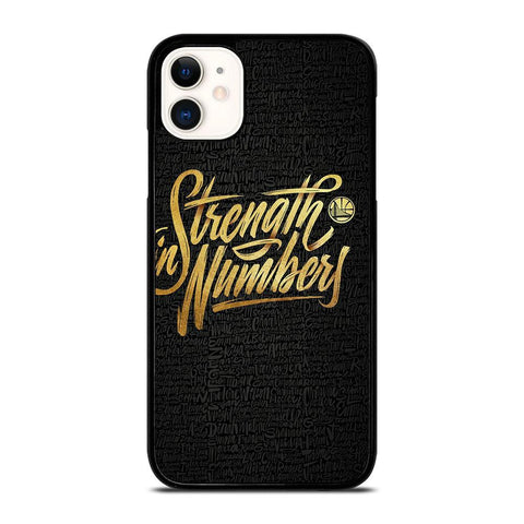 GOLDEN STATE WARRIORS STRENGTH-iphone-11-case-cover