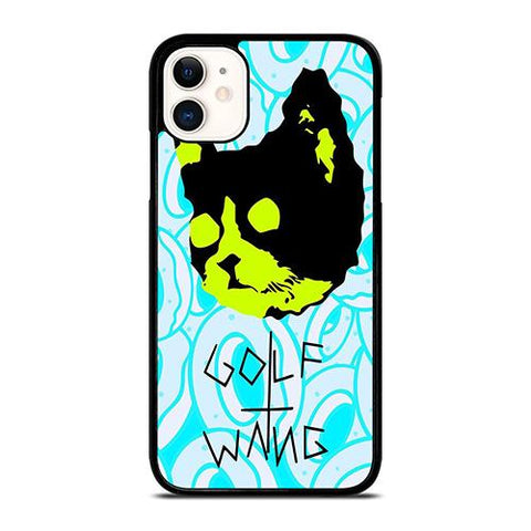 GOLF WANG STREETWEAR CAT iPhone 11 Case Cover