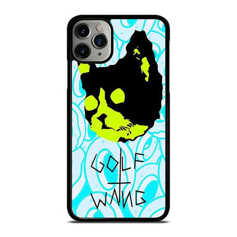 GOLF WANG STREETWEAR CAT iPhone 11 Pro Max Case Cover