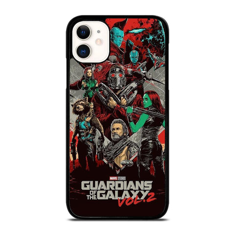 GUARDIANS OF THE GALAXY POSTER-iphone-11-case-cover