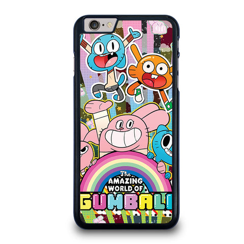 GUMBALL THE AMAZING WORLD iPhone 6 / 6S Case Cover