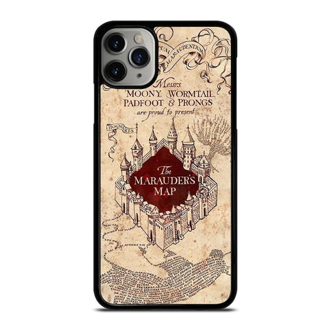 HARRY POTTER THE MARAUDER MAP-iphone-11-pro-max-case-cover