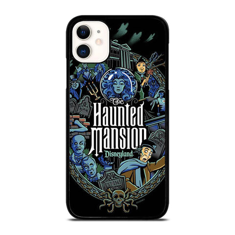HAUNTED MANSION DISNEYLAND-iphone-11-case-cover