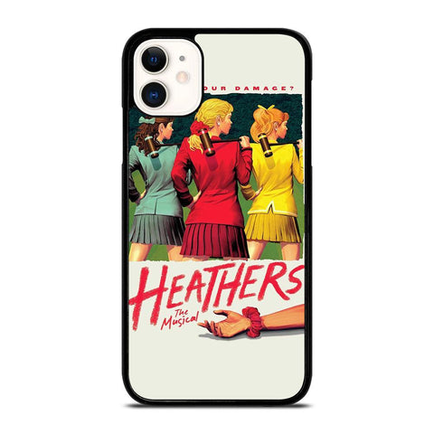 HEATHERS BROADWAY MUSICAL-iphone-11-case-cover