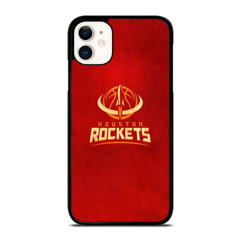 HOUSTON ROCKETS NBA-iphone-11-case-cover