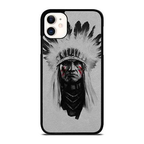 INDIAN TRIBES ART iPhone 11 Case Cover