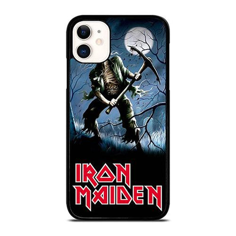 IRON MAIDEN FEAR OF THE DARK iPhone 11 Case Cover