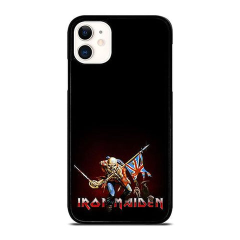 IRON MAIDEN INVASION OF RARITIES iPhone 11 Case Cover