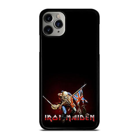 IRON MAIDEN INVASION OF RARITIES iPhone 11 Pro Max Case Cover