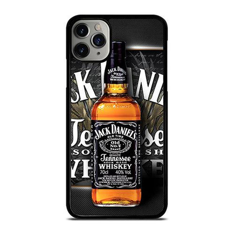 JACK DANIELS WHISKEY BOTTLE iPhone 11 Pro Max Case Cover
