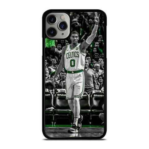 JAYSON TATUM BOSTON CELTICS-iphone-11-pro-max-case-cover