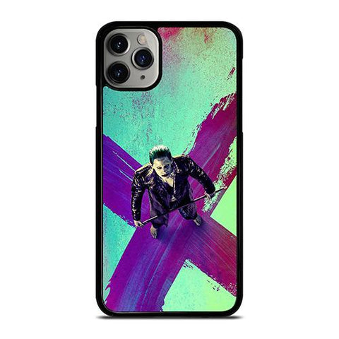 JOKER IN SUICIDE SQUAD iPhone 11 Pro Max Case Cover