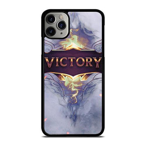 LEAGUE OF LEGENDS VICTORY BADGE iPhone 11 Pro Max Case Cover