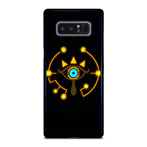 LEGEND OF ZELDA SHEIKAH SLATE Samsung Galaxy Note 8 Case Cover