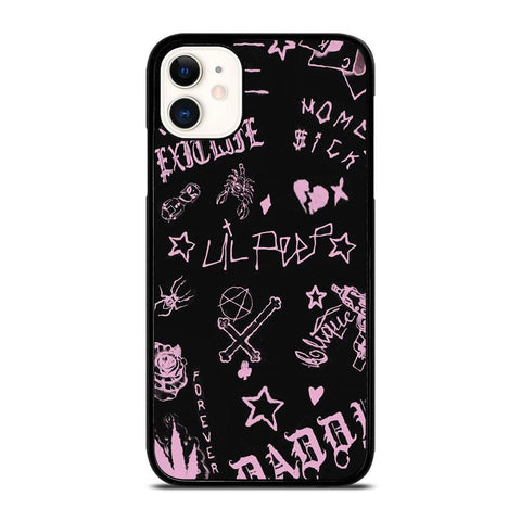 LIL PEEP LIFE IS BEAUTIFUL-iphone-11-case-cover