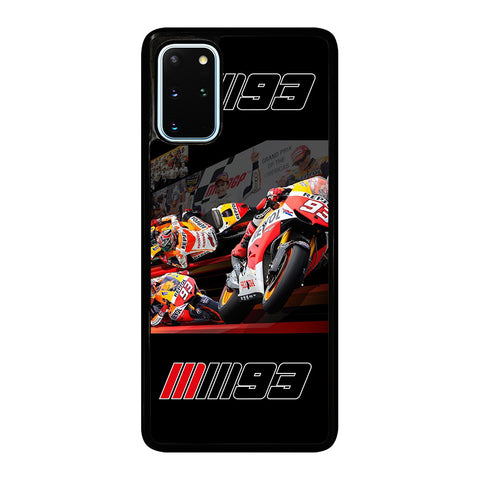 MARC MARQUEZ 93 MOTO GP Samsung Galaxy S20 Plus Case Cover