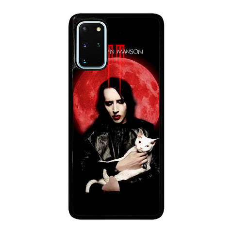 MARILYN MANSON Samsung Galaxy S20 Plus Case Cover