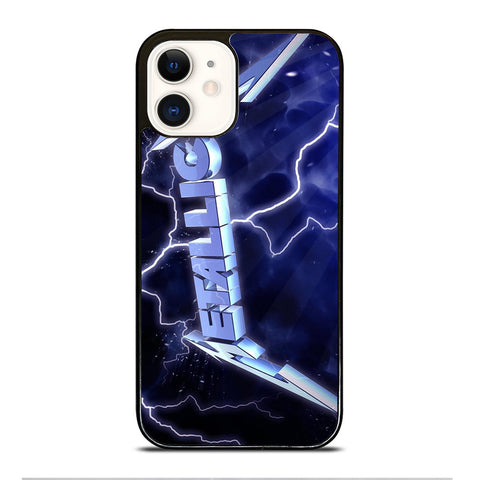 METALLICA iPhone 12 Case Cover