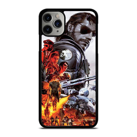 METAL GEAR SOLID-iphone-11-pro-max-case-cover