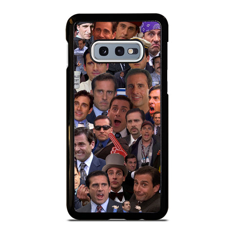 MICHAEL SCOTT COLLAGE Samsung Galaxy S10e Case Cover