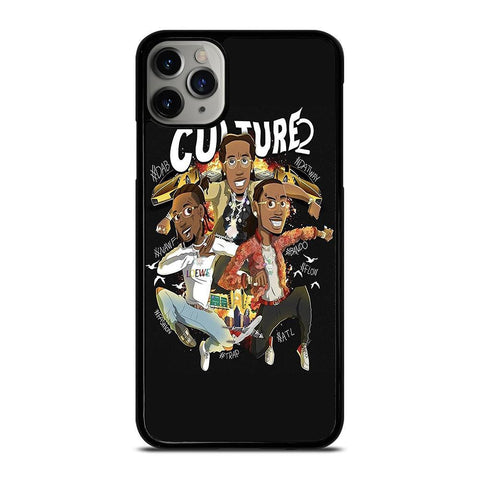 MIGOS CULTURE-iphone-11-pro-max-case-cover